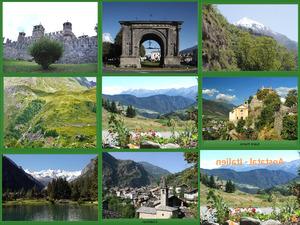 Aostatal-Italien