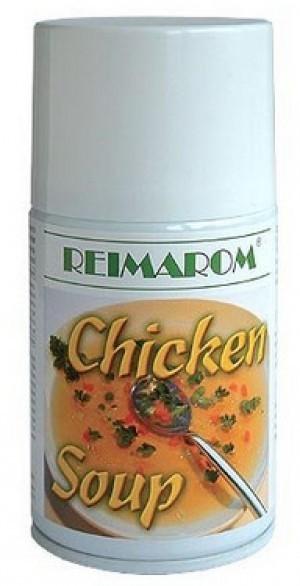 Raumspray mit Hühnersuppenduft!