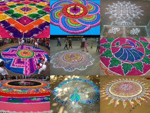 Indien - Strassenkunstfestival