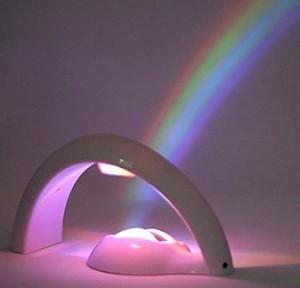 Magische Regenbogen-Lampe!