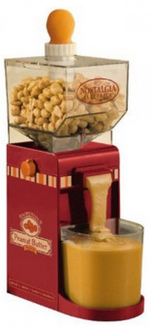 Peanut Butter Maschine!