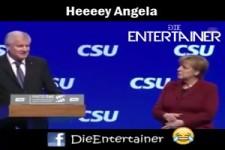 Heeeey Angela