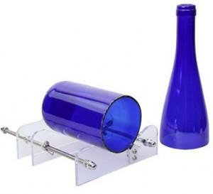 Glas-Schneide-Apparatur!