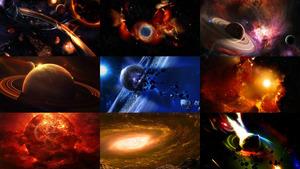 Space 2 - im Weltall