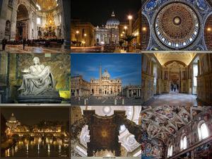 Besuch im Vatikan
