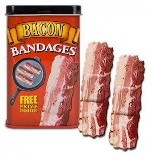Design Pflaster BACON!
