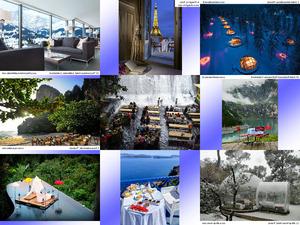 21 spezielle Hotels
