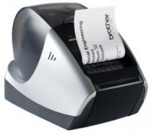 Etikettendrucker!