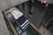 Schiff-Fahrstuhl