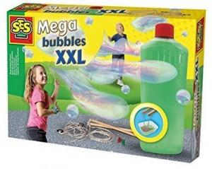 Riesenseifenblasen XL!