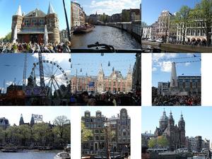 Architektur Amsterdam 1