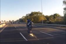 Motorrad-Fail