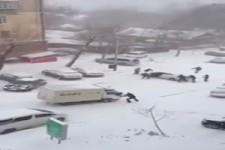 Russische Winterspiele 2016 eroeffnet