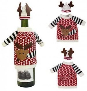 Rentier-Flaschenverkleidung!