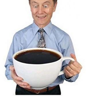 die größte Kaffee-Tasse der Welt!