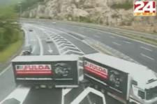 Erlebnisse auf der Autobahn