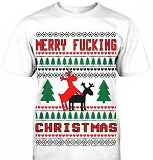 Weihnachts-T-Shirt!
