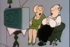 Haha wenn der Fernseher kaputt ist