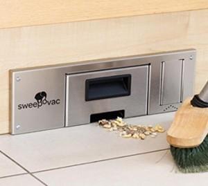 Küchen-Sockel-Sauger!