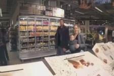 Das ist mal eine Überraschung im Supermarkt