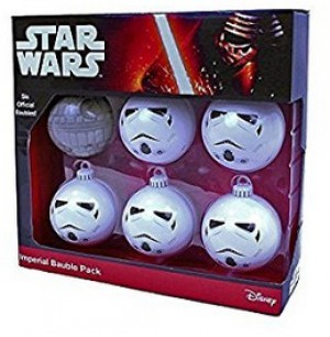 Star Wars Imperial Christbaumkugeln!