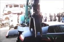 Lamborghini wird zerlegt