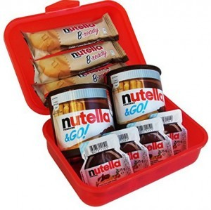 Nutella to go!