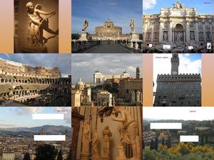 Italien - Florenz, Rom