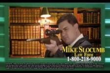Krasser Werbespot eines US-Anwalts