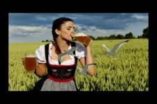 Bier her Trinklieder Medley als Video