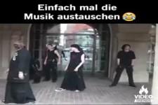 Musik ausgetauscht