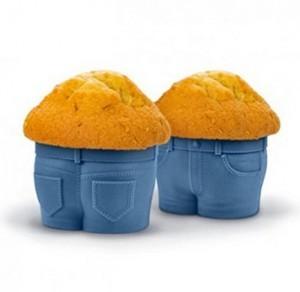 Lustige Muffins-Form!