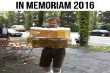 In Gedenken an 2016