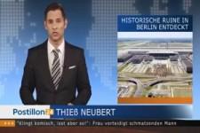 Historische Ruine bei Berlin