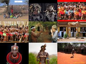 Afrika in der Vergangenheit
