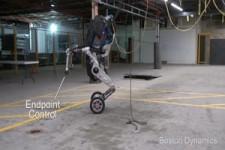 Neuer Roboter - ein flinkes Kerlchen