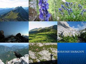 Fogaras Alpen