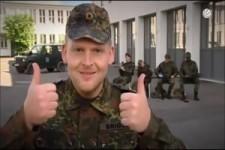Komm zur Bundeswehr
