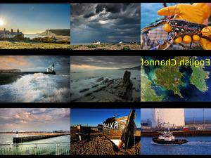 English Channel - der Ärmelkanal