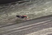 Reifen-Surfen