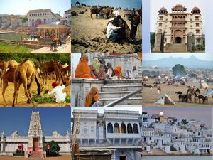 Indien-Pushkar-