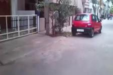 Spezielle Garage