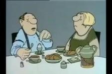 Loriot - Das Frühstücks-Ei