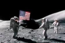 Das geschah wirklich auf dem Mond 1969