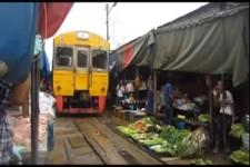 Zugverkehr in Indien