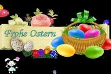 Ostergruesse