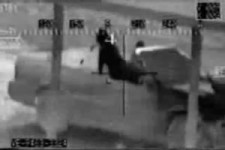 Little Nightvision Fuck with One Helicopter in Irak