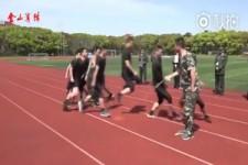 Hartes Training