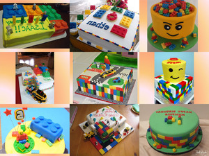 Lego Torten
