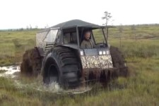 Besonderes Fahrzeug